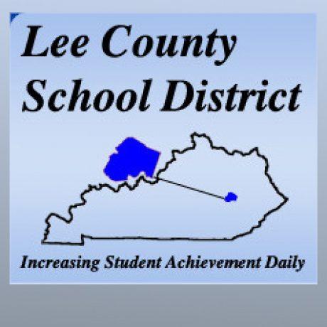 Holler logo of Lee County