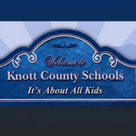 Holler logo of Knott County